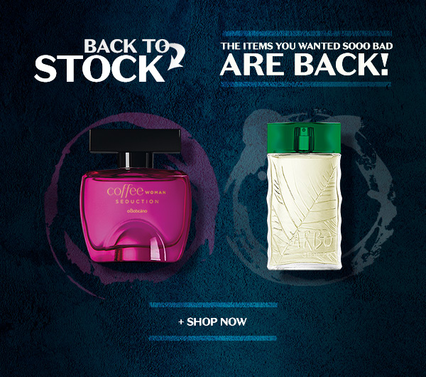 Back to Stock